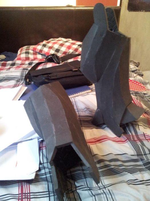 Fã constrói impressionante traje do Iron Man 07