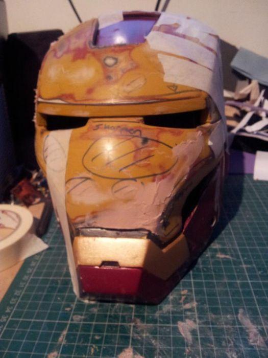 Fã constrói impressionante traje do Iron Man 14