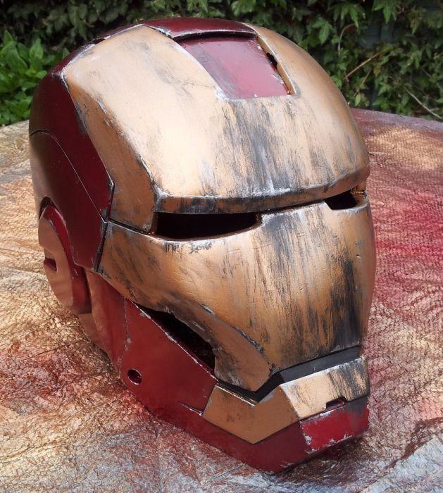 Fã constrói impressionante traje do Iron Man 16