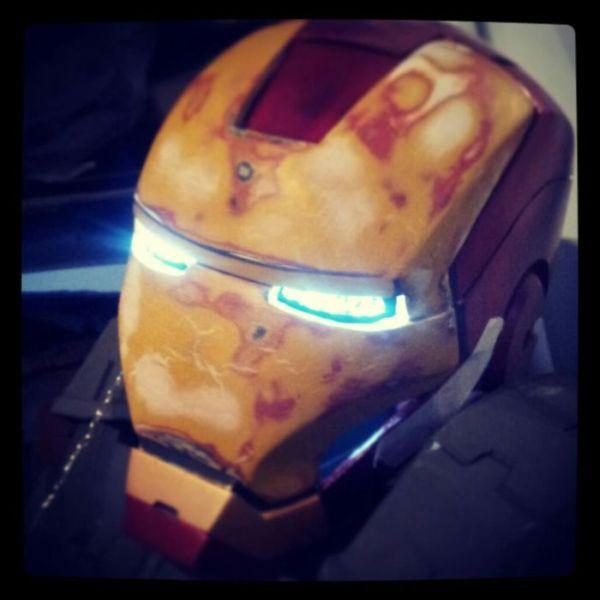 Fã constrói impressionante traje do Iron Man 17