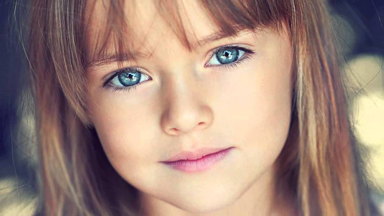 A menina mais linda do mundo tamb�m � a modelo mais pol�mica