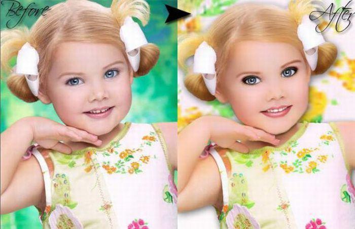 M�e veste filha como uma boneca 32