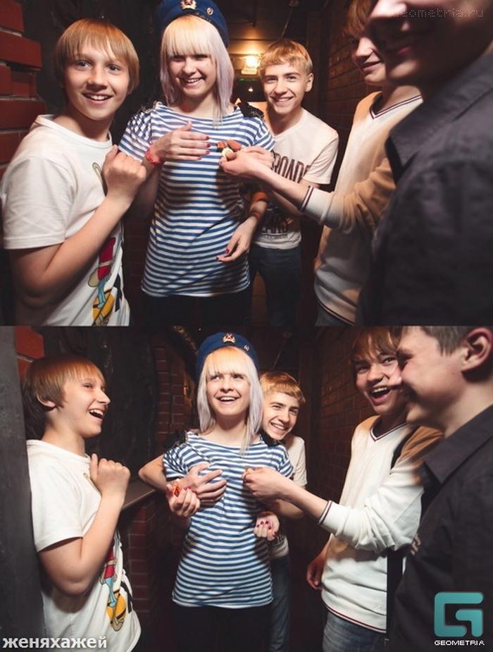 Clube noturno para crianças na Rússia 03