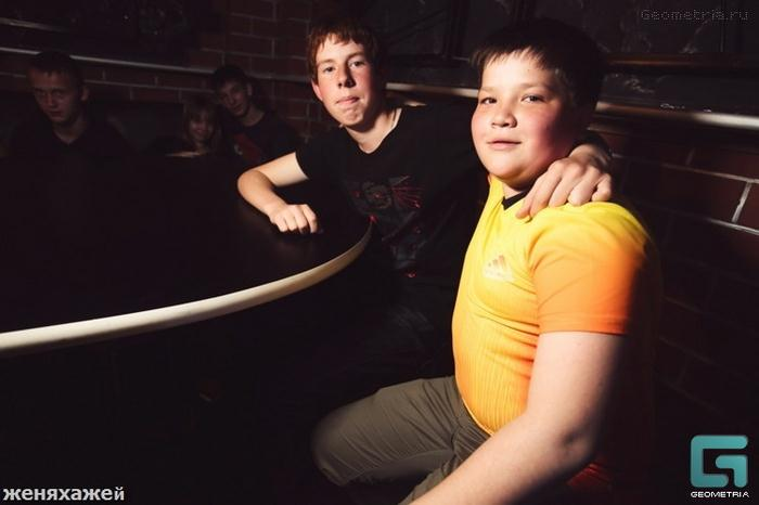Clube noturno para crianças na Rússia 06