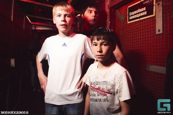 Clube noturno para crianças na Rússia 07