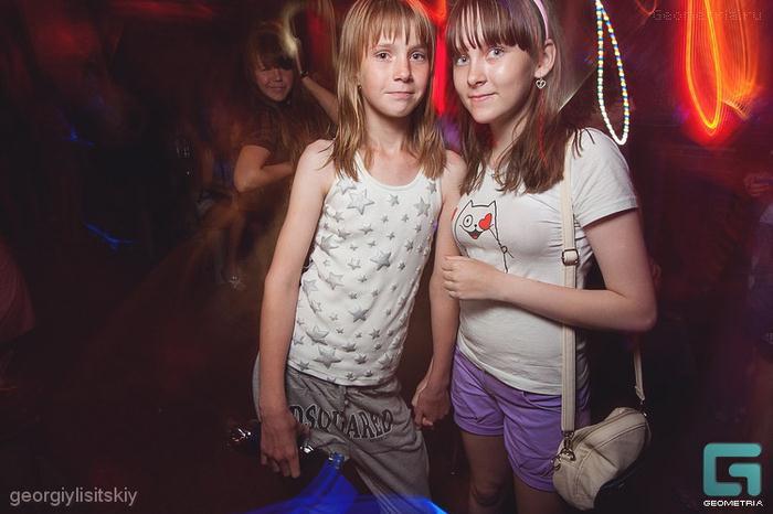 Clube noturno para crianças na Rússia 15