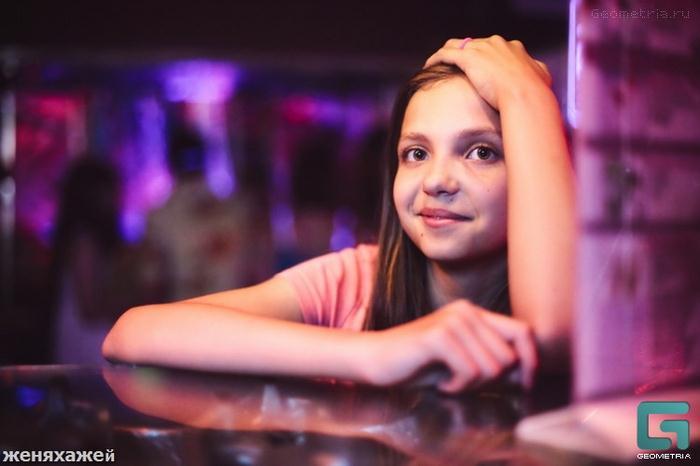 Clube noturno para crianças na Rússia 17