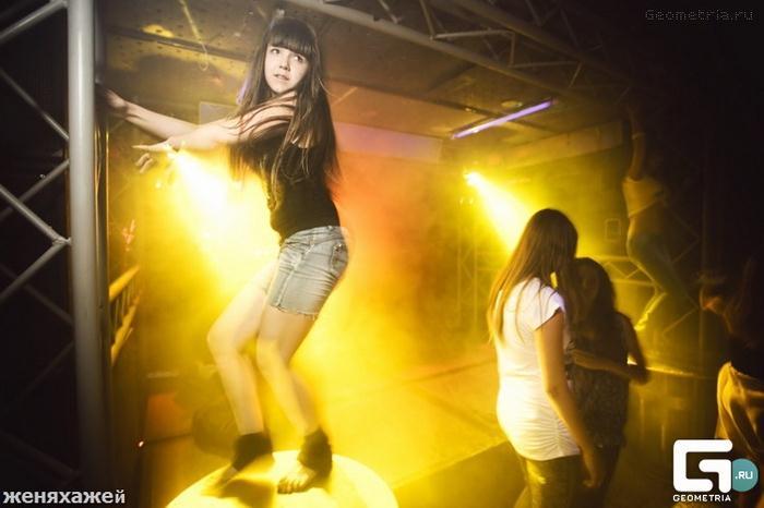 Clube noturno para crianças na Rússia 22