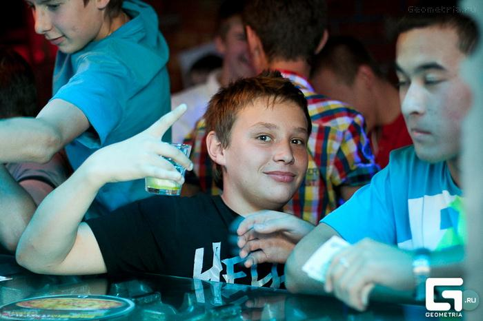 Clube noturno para crianças na Rússia 27