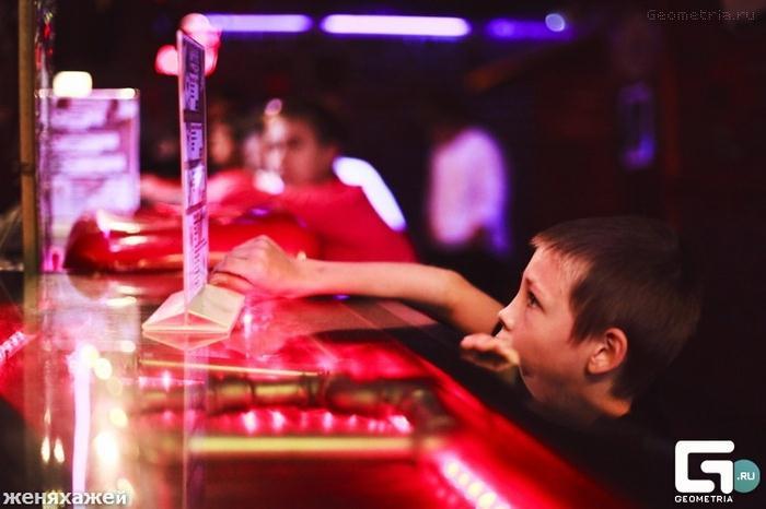 Clube noturno para crianças na Rússia 29