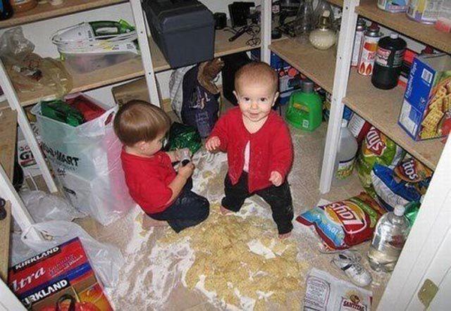 Criança é um perigo  47