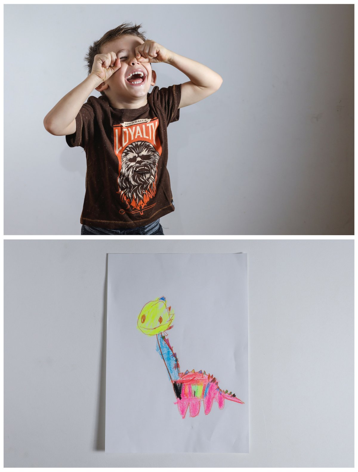Crianças de todo o mundo desenham fotos do que querem para o Natal 02