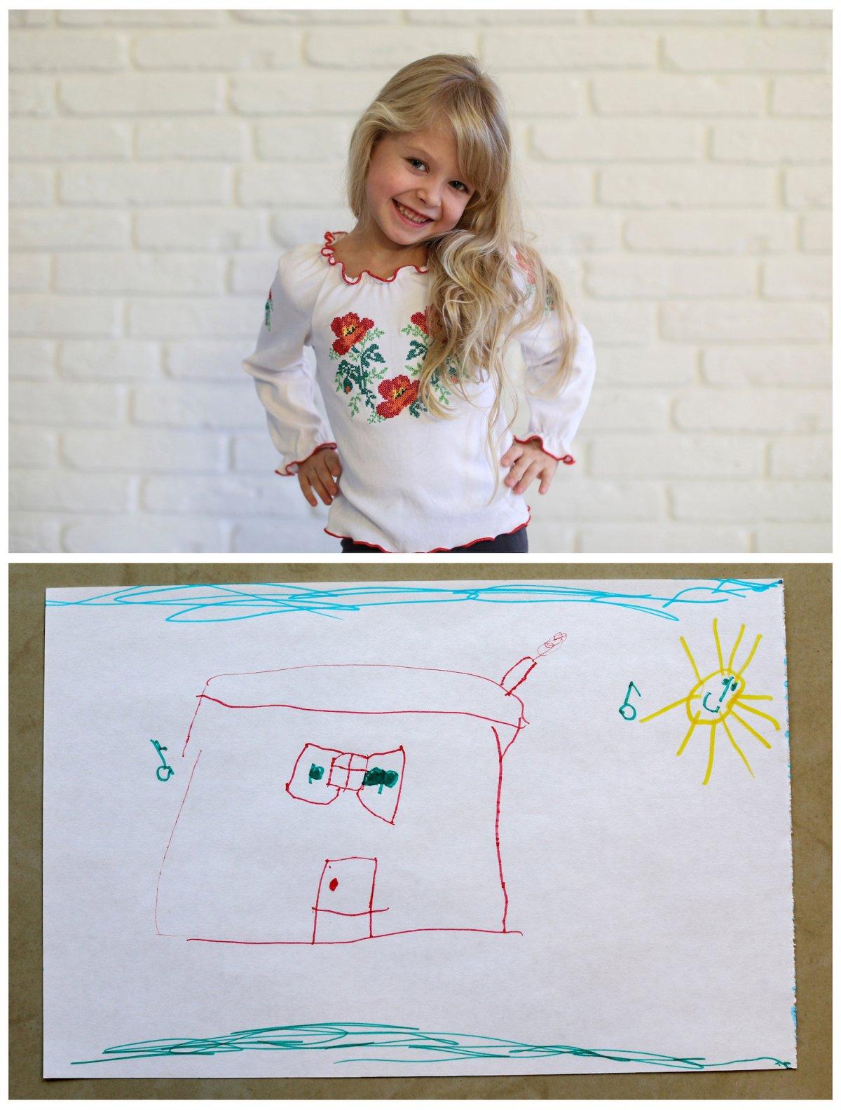 Crianças de todo o mundo desenham fotos do que querem para o Natal 04