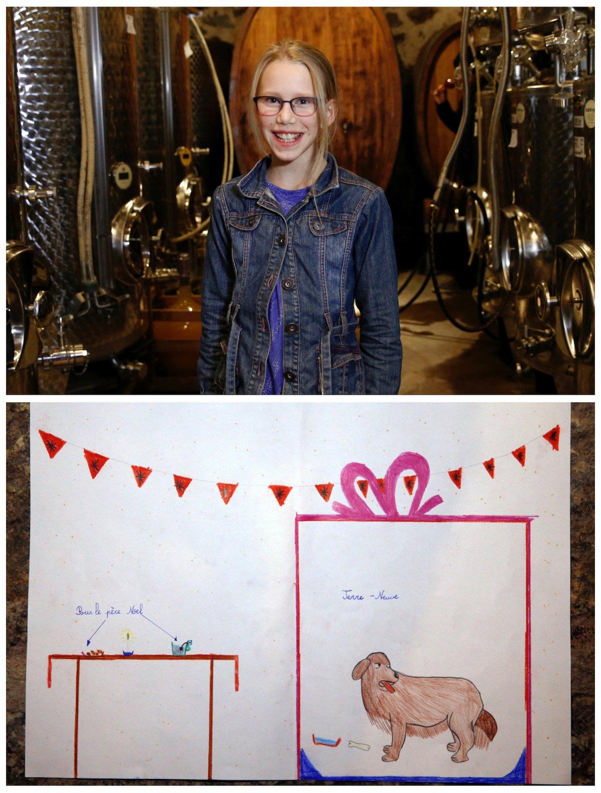 Crianças de todo o mundo desenham fotos do que querem para o Natal 09