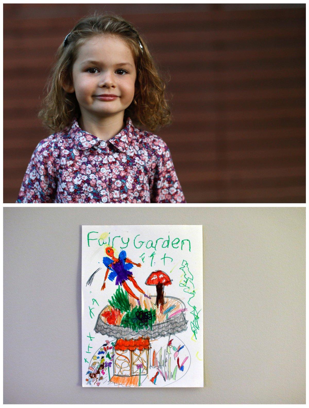 Crianças de todo o mundo desenham fotos do que querem para o Natal 15
