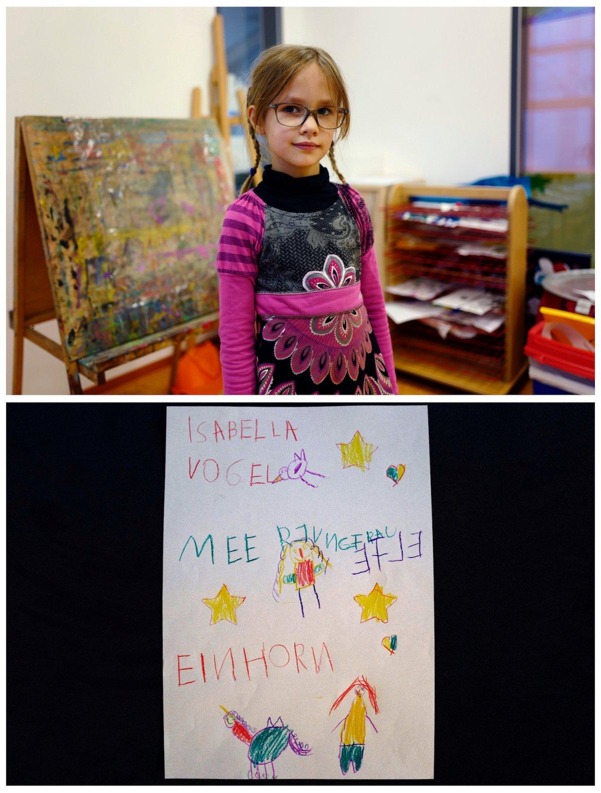 Crianças de todo o mundo desenham fotos do que querem para o Natal 16