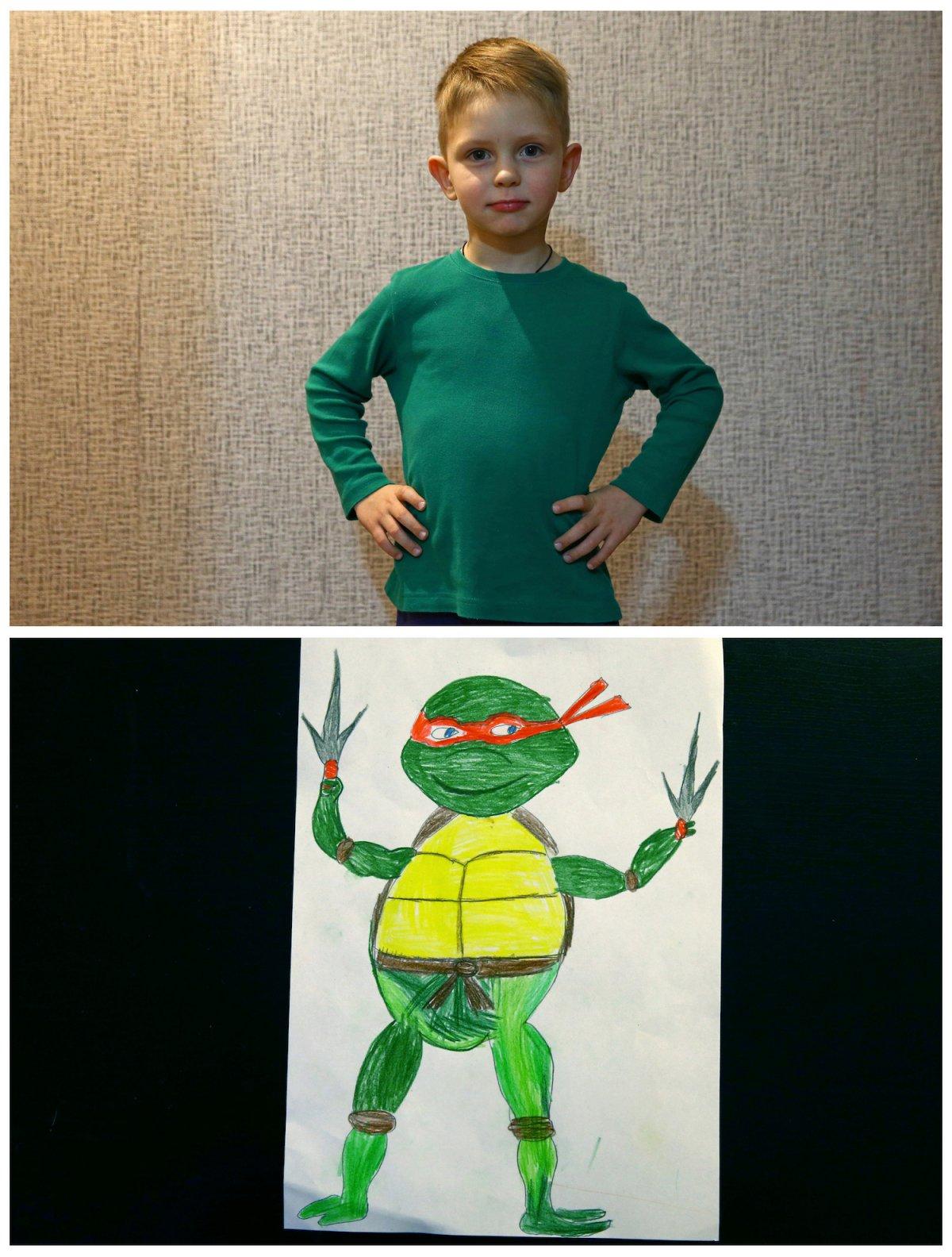 Crianças de todo o mundo desenham fotos do que querem para o Natal 17