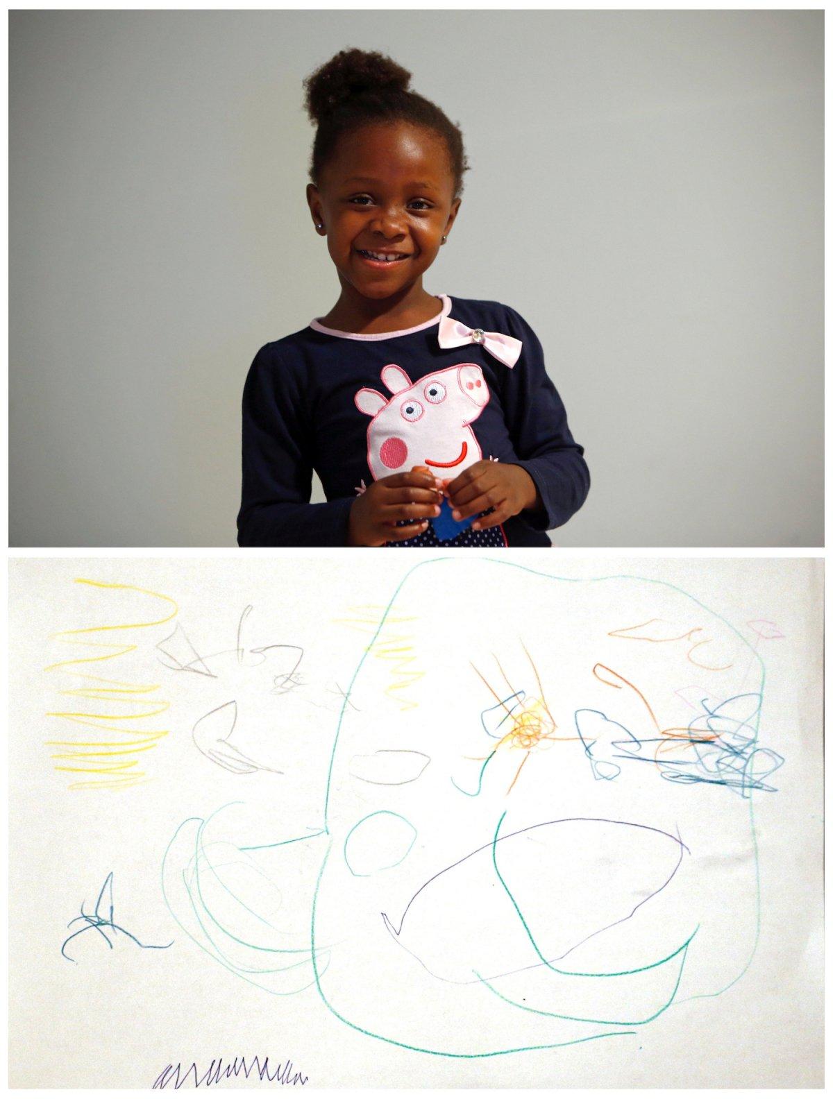 Crianças de todo o mundo desenham fotos do que querem para o Natal 18