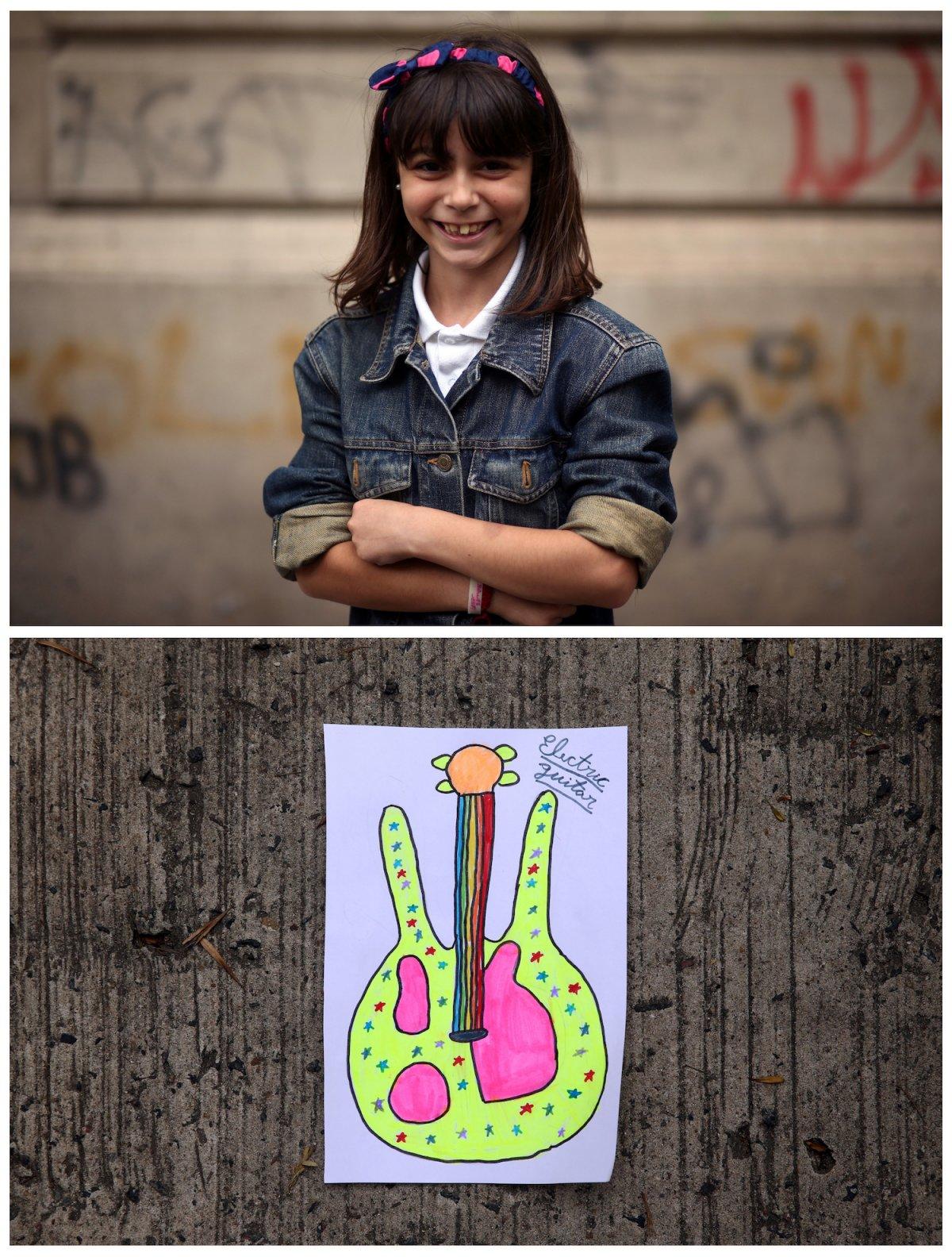 Crianças de todo o mundo desenham fotos do que querem para o Natal 23
