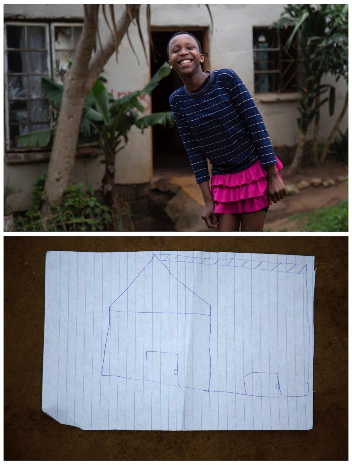 Crianças de todo o mundo desenham fotos do que querem para o Natal 28