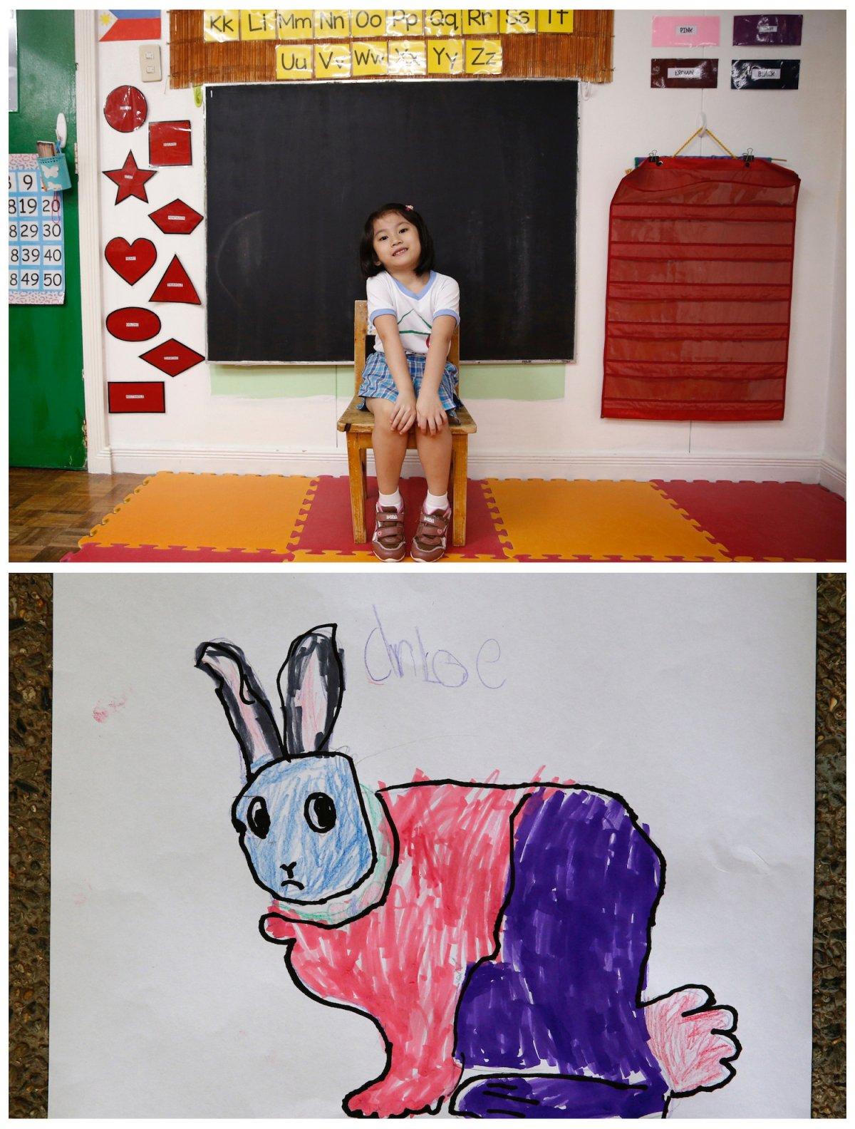 Crianças de todo o mundo desenham fotos do que querem para o Natal 35