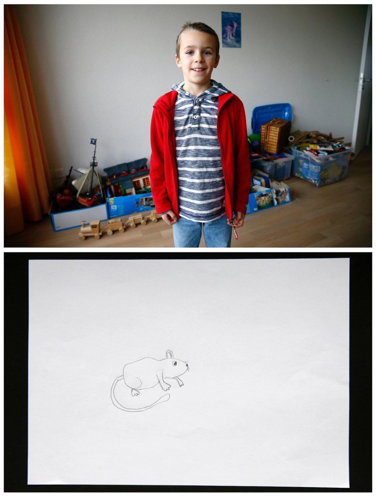 Crianças de todo o mundo desenham fotos do que querem para o Natal 38