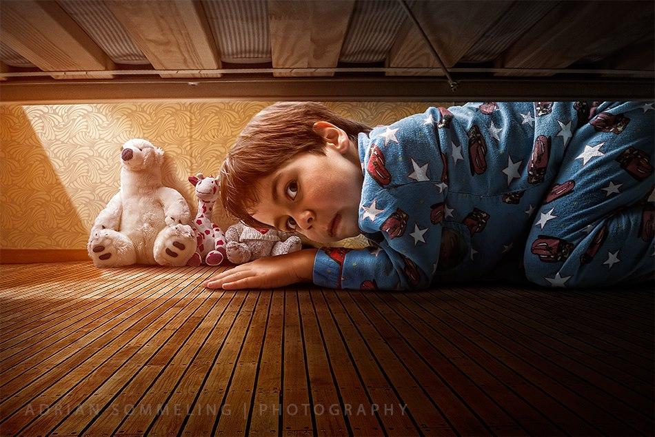 Fot�grafo tira divertidas e ternas fotos de seu filho 02
