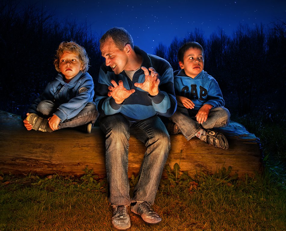 Fotógrafo tira divertidas e ternas fotos de seu filho 04