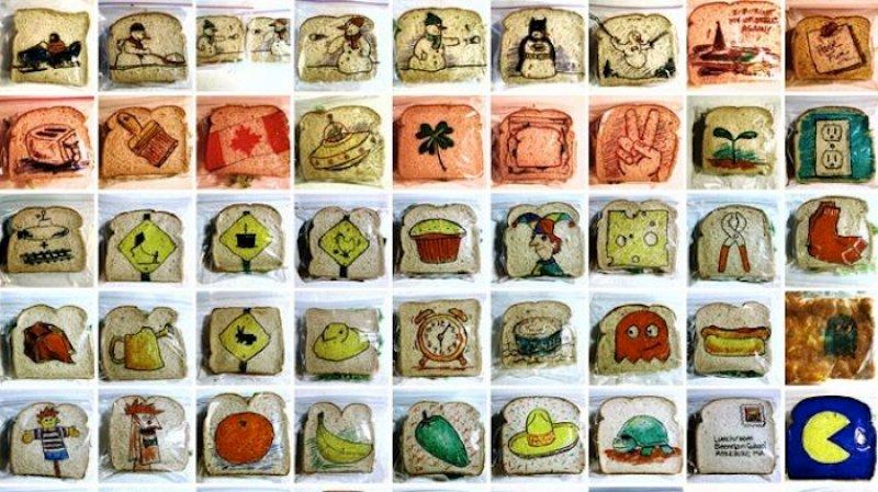 Paizão criativo compartilha 5 anos de lanche escolar artístico 02