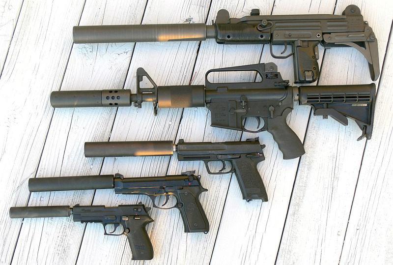 Como soa realmente o silenciador de uma pistola (dica: não é como nos filmes)