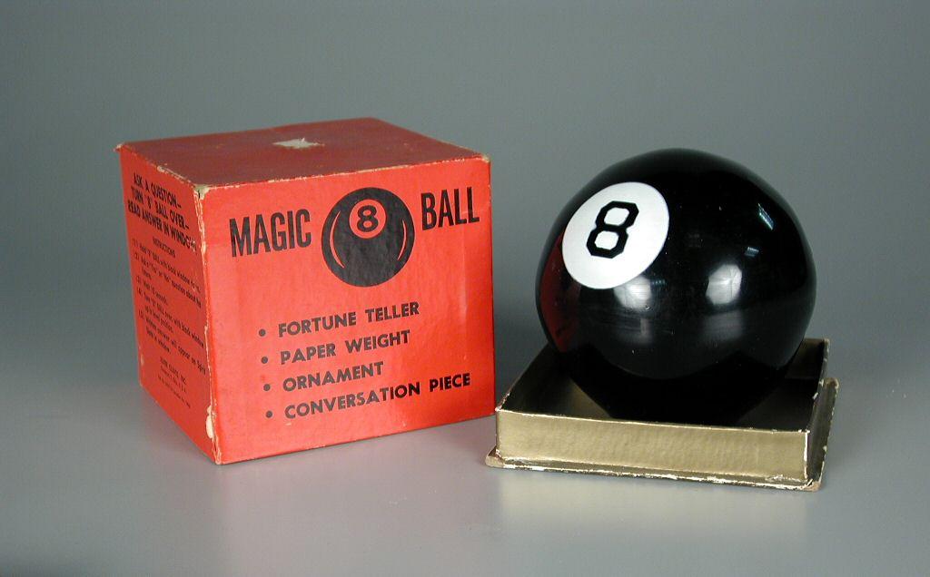 Esta bola responde unicamente à grande pergunta: como você vai morrer