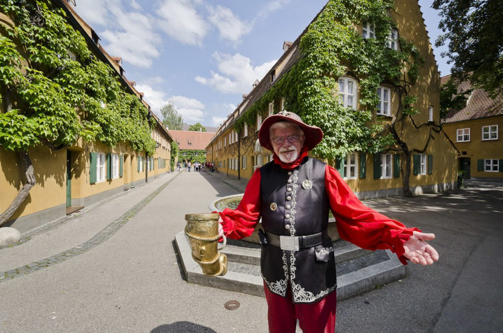 O povoado alemão onde o aluguel não aumentou desde 1520 e custa menos de 5 reais ao ano 01