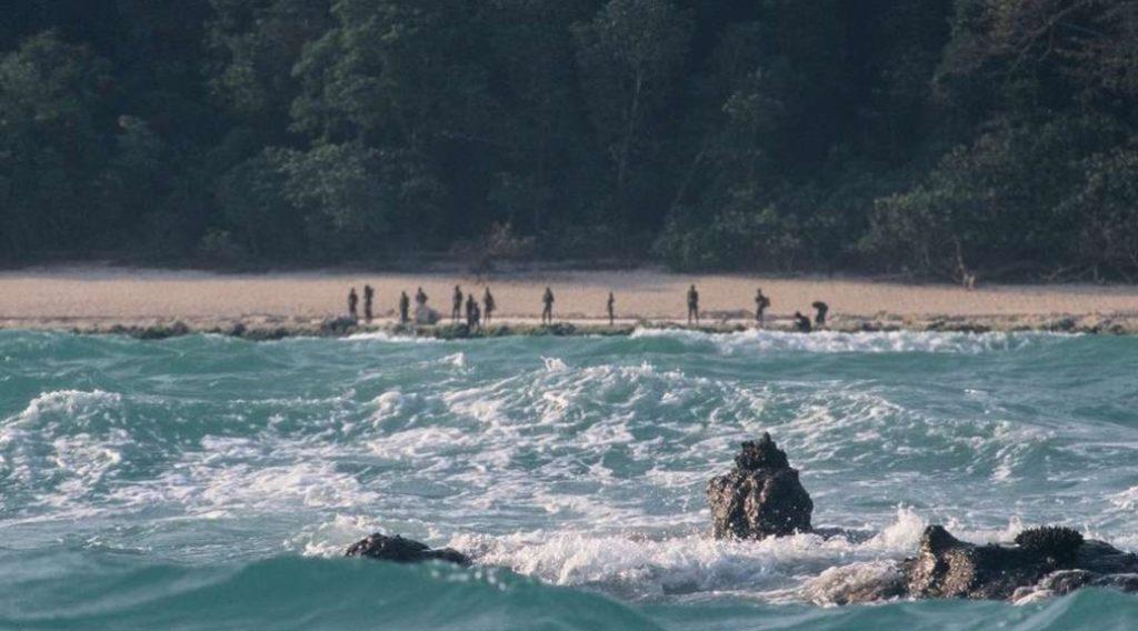 A surpreendente hist�ria de como uma das tribos mais remotas do mundo conseguiu sobreviver ao tsunami de 2004 01