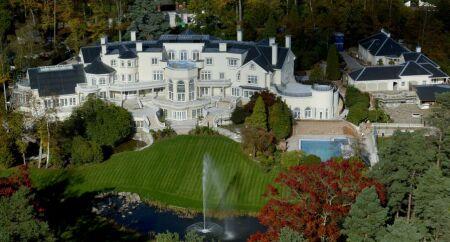 A casa mais cara do mundo