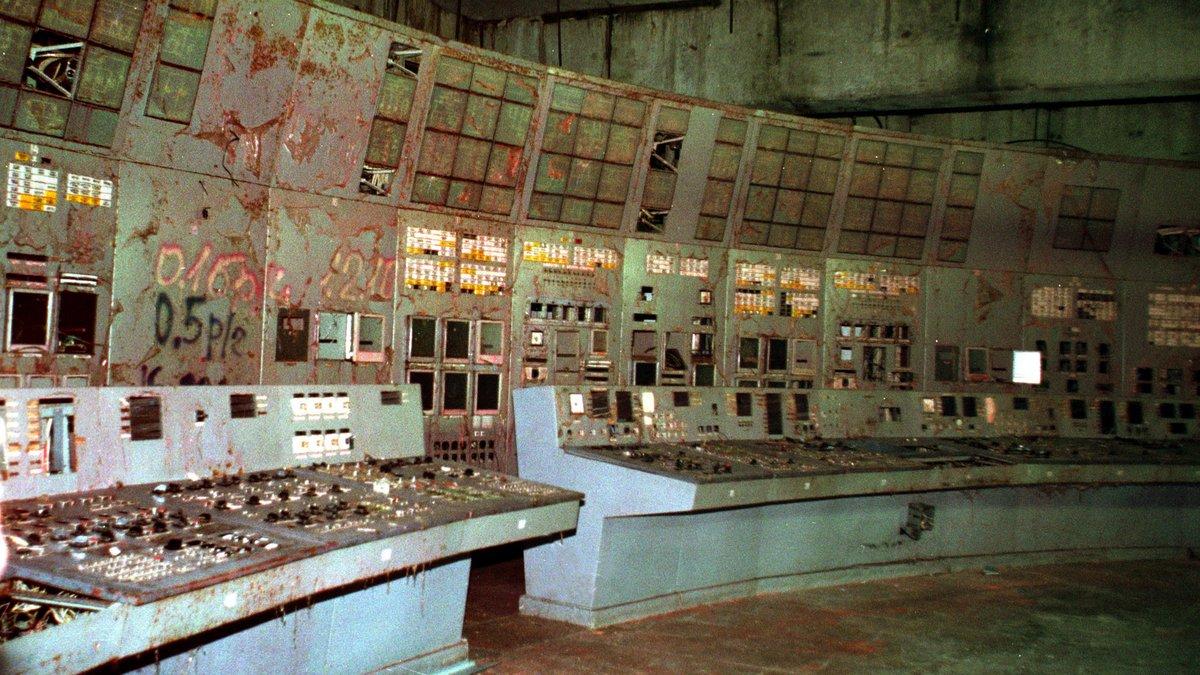 A sala de controle do infame Reator 4 de Chernobyl já está aberta aos turistas