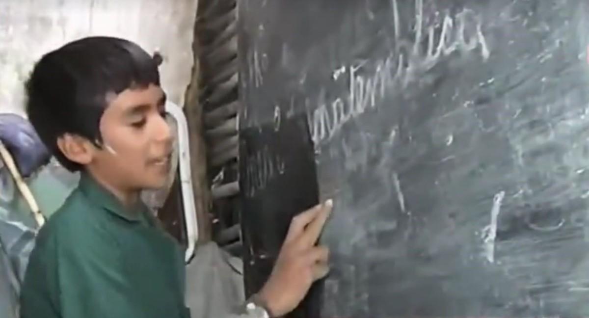 A incrível história de um garoto argentino de 12 anos que fundou sua própria escola