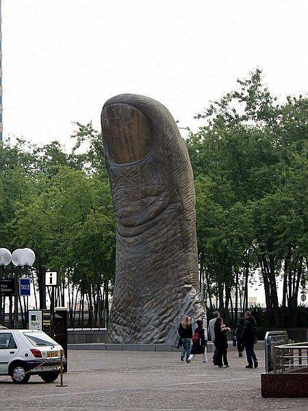 Megapost Estátuas