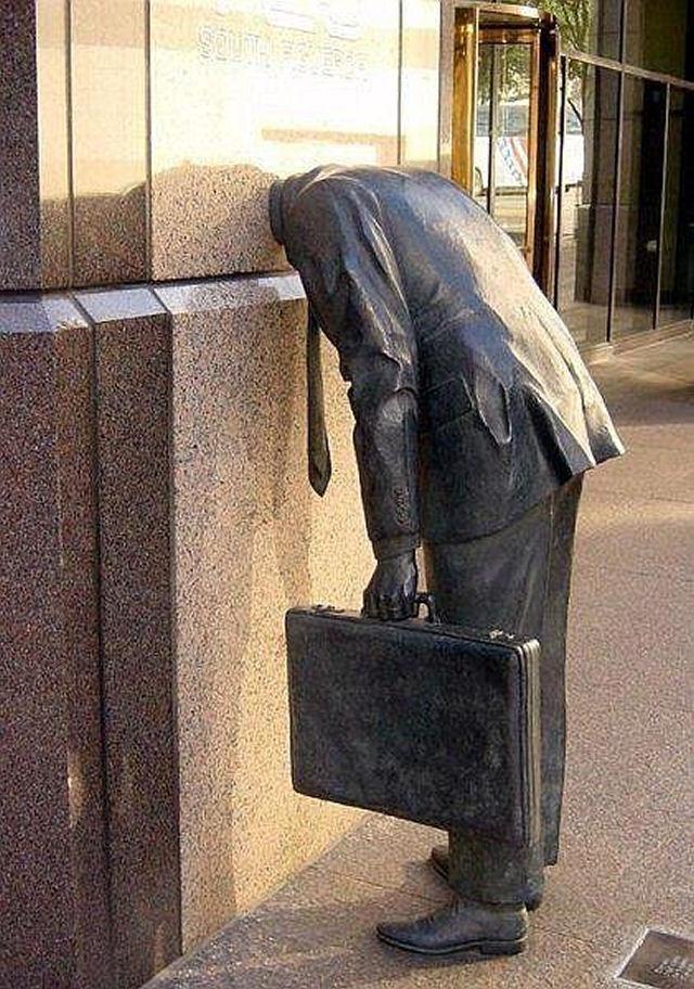 As esculturas mais bizarras do mundo