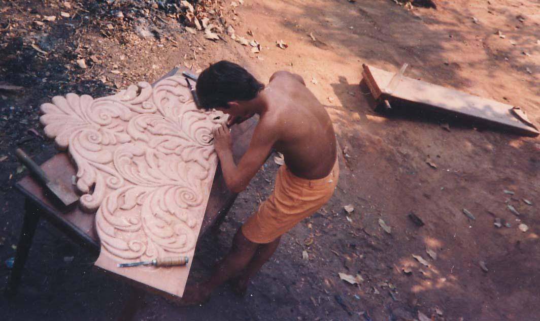 Um escultor entre os Amigos do MDig 05