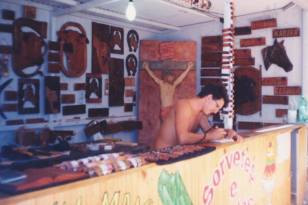 Um escultor entre os Amigos do MDig 09