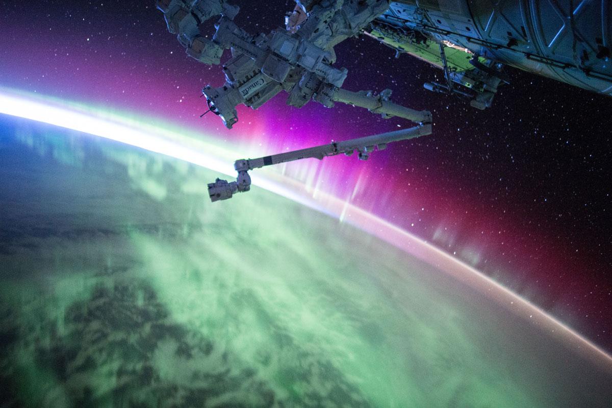 A NASA compartilha as 45 melhores fotos do astronauta Scott Kelly 01