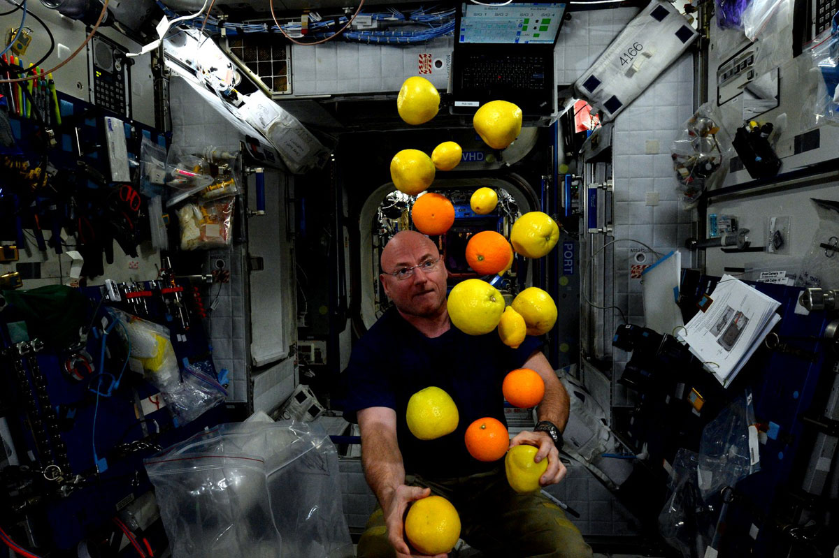 A NASA compartilha as 45 melhores fotos do astronauta Scott Kelly 04