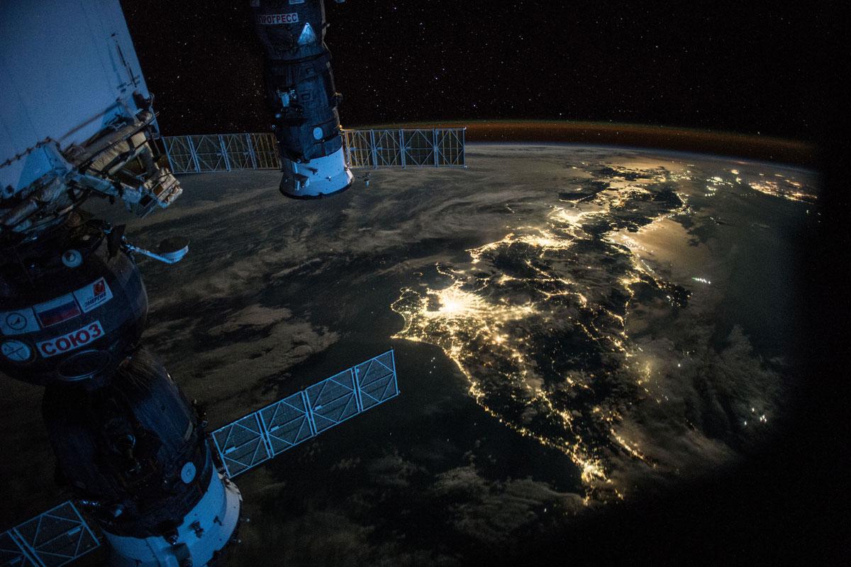 A NASA compartilha as 45 melhores fotos do astronauta Scott Kelly 05