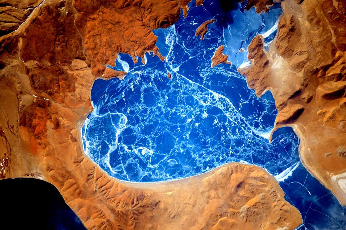 A NASA compartilha as 45 melhores fotos do astronauta Scott Kelly 07