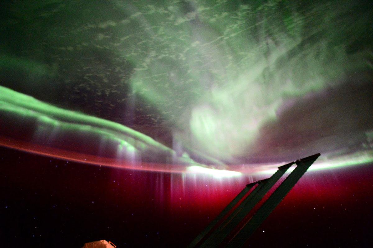 A NASA compartilha as 45 melhores fotos do astronauta Scott Kelly 08