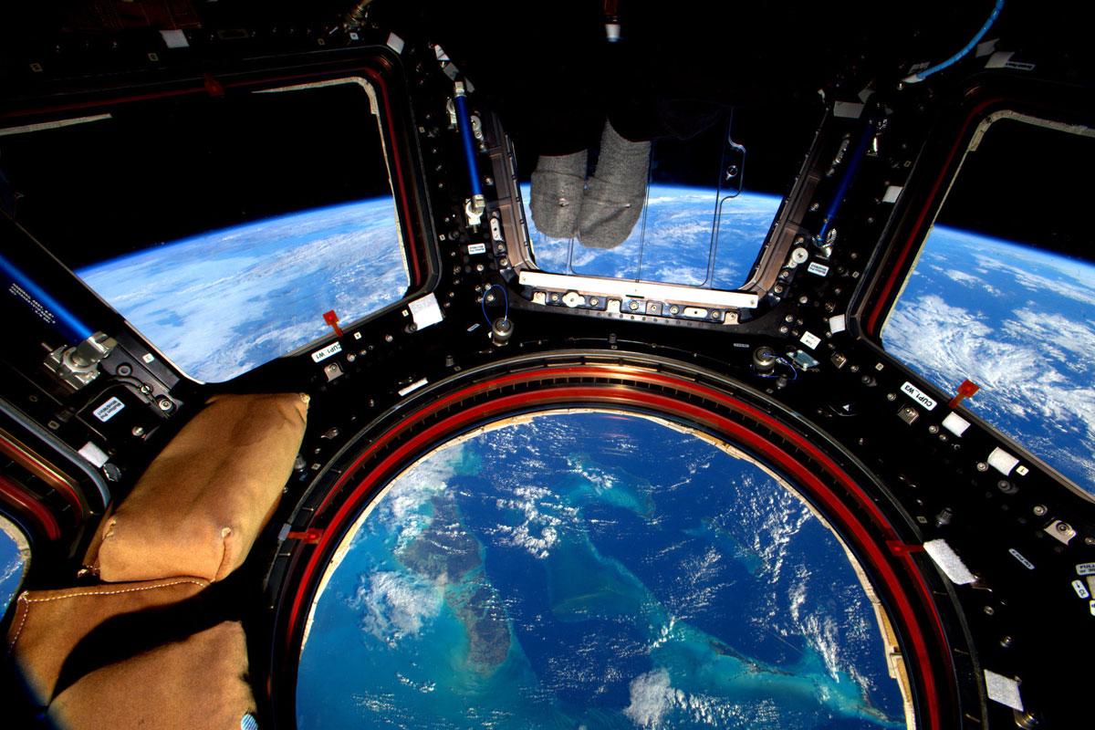 A NASA compartilha as 45 melhores fotos do astronauta Scott Kelly 09