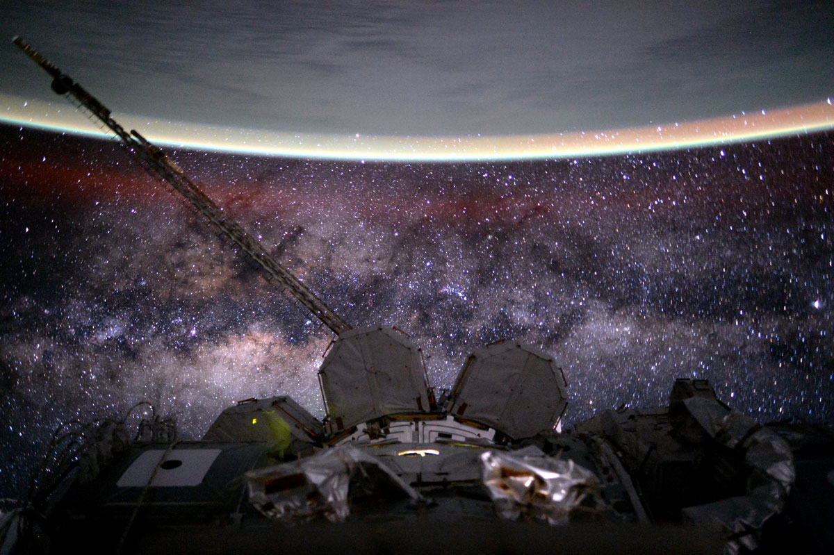 A NASA compartilha as 45 melhores fotos do astronauta Scott Kelly 14