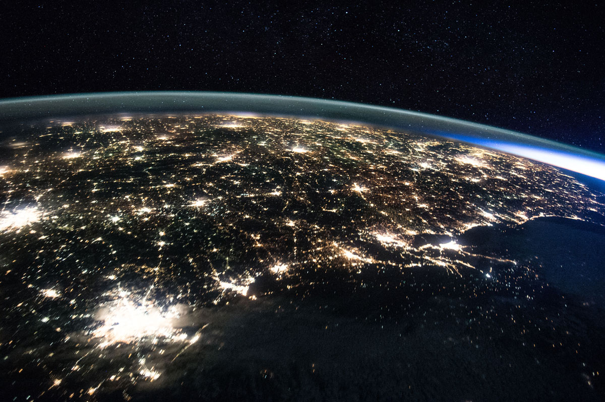 A NASA compartilha as 45 melhores fotos do astronauta Scott Kelly 17