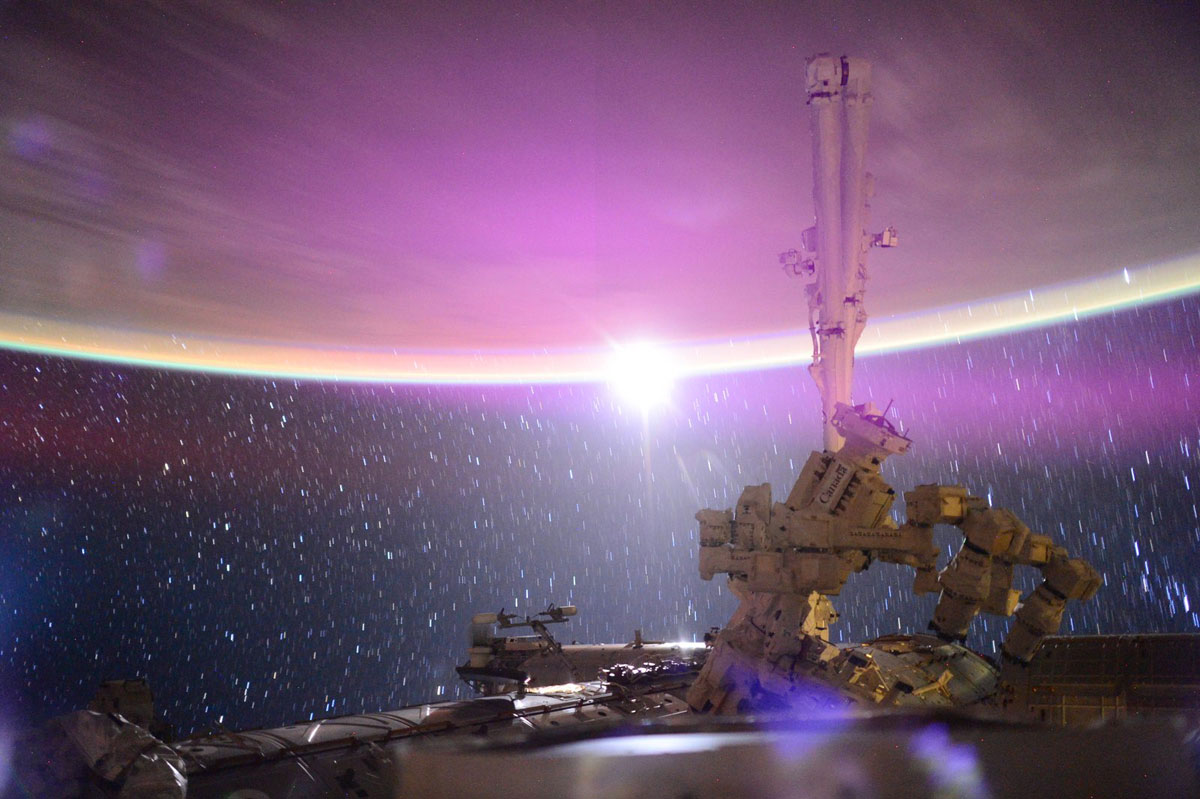 A NASA compartilha as 45 melhores fotos do astronauta Scott Kelly 19