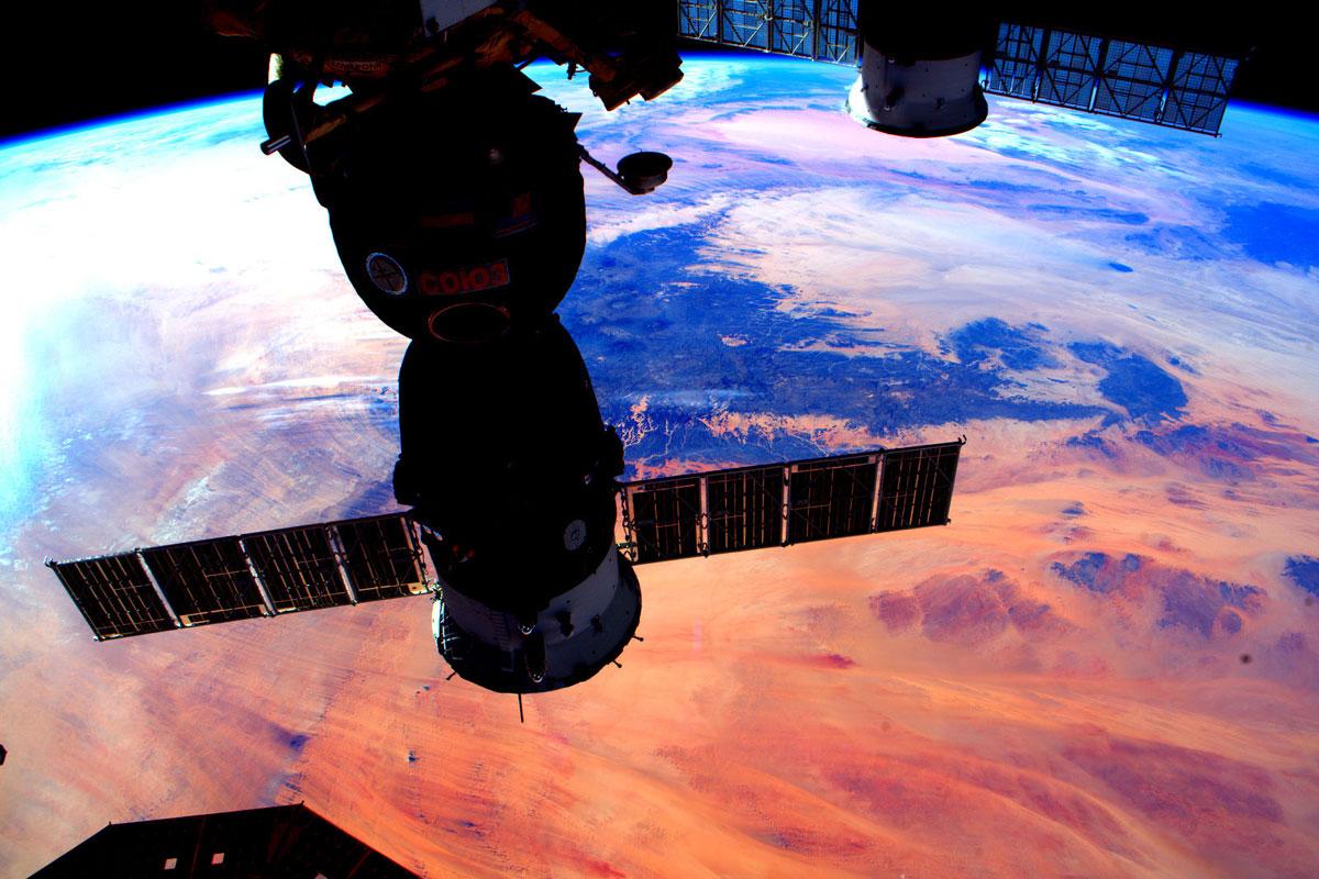 A NASA compartilha as 45 melhores fotos do astronauta Scott Kelly 20